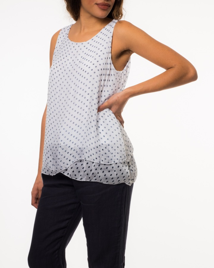 e0d67058379572 Polka dots are destined to be a big hit this spring